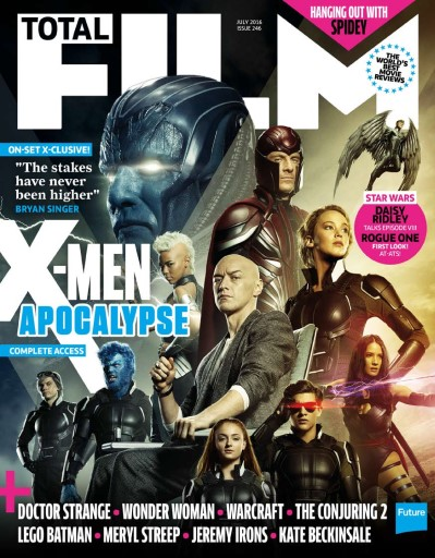 Total Film issue July 2016