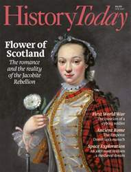 History Today issue May 2016