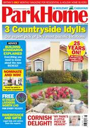 Park Home & Holiday Caravan issue No. 674 3 Countryside Idylls