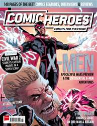 Comic Heroes issue Issue 27