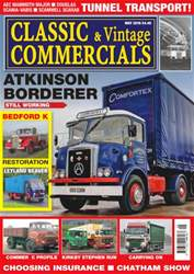 Classic & Vintage Commercials issue Vol. 21 No. 9 Atkinson Borderer