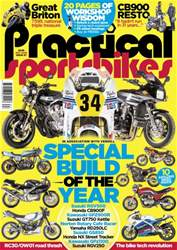 Practical Sportsbikes issue May 2016