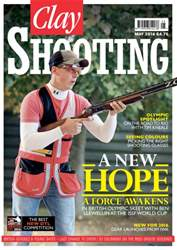 Clay Shooting issue May 2016