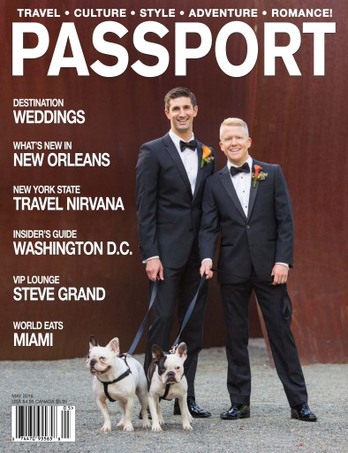 Passport - Gay Travel Magazine