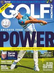 Golf Monthly issue June 2016