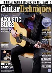 Guitar Techniques issue May 2016