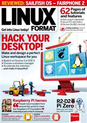 Linux Format issue May 2016