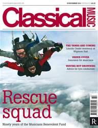 Classical Music issue Classical Music 19th Nov 2011