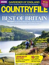 Countryfile Magazine issue May 2016