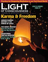 Light of Consciousness issue Summer 2016