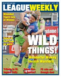 League Weekly issue 11/04/16