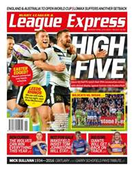 League Express issue 3014