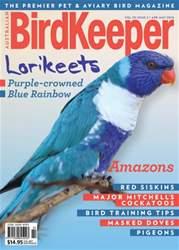 Australian Birdkeeper Magazine issue BirdKeeper Vol 29 Issue 2