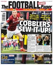 The Football League Paper issue 10th April 2016