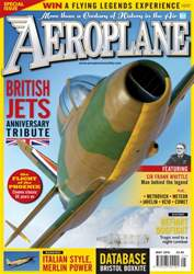 Aeroplane issue May 2016