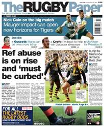 The Rugby Paper issue 10th April 2016