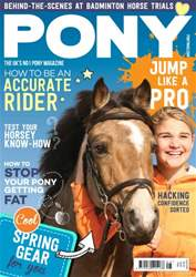 Pony Magazine issue PONY magazine – May 2016