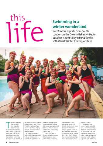 Swimming Times Preview 6