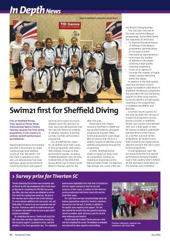 Swimming Times Preview 14