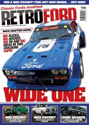 Retro Ford issue May 2016