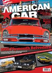 American Car Magazine issue May 2016
