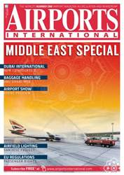 Airports International issue April/May 2016