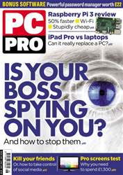 PC Pro issue June 2016