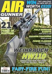 Airgunner issue June 2016