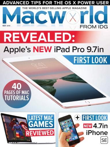 Macworld UK issue May 2016