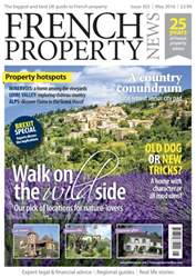 French Property News issue May-16