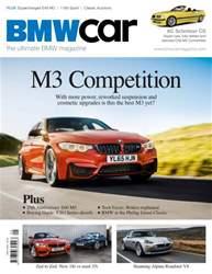 BMW Car issue May 2016