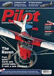 Pilot issue May-16