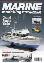 Marine Modelling issue May 2016