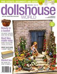 Dolls House World issue May 2106