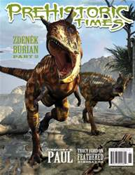 Prehistoric Times issue Spring 2016