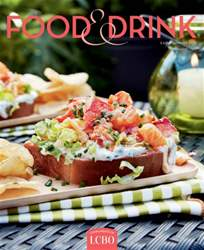 LCBO Food & Drink issue Early Summer 2016