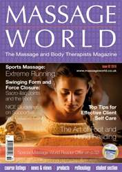 Massage World issue Massage World Issue 92
