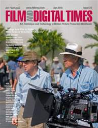 Film and Digital Times issue April 2016