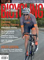 Bicycling Australia issue May/Jun 2016
