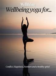 WellBeing issue Special Report: Yoga for...Conflict