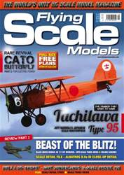 Flying Scale Models issue May 198