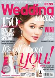 Wedding Ideas magazine issue May 2016