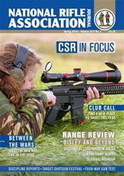 National Rifle Association Journal issue NRA Spring 2016