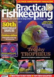 Practical Fishkeeping issue May 2016