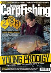 Advanced Carp Fishing issue May 2016