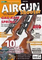 Airgun Shooter issue Jun-16