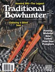 Traditional Bowhunter Magazine issue Jun/Jul 2016