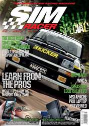 Sim Racer issue Vol 1 Iss 10