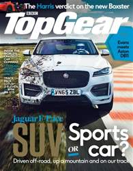 Top Gear issue May 2016