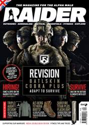 Raider issue Vol 9 iss 1